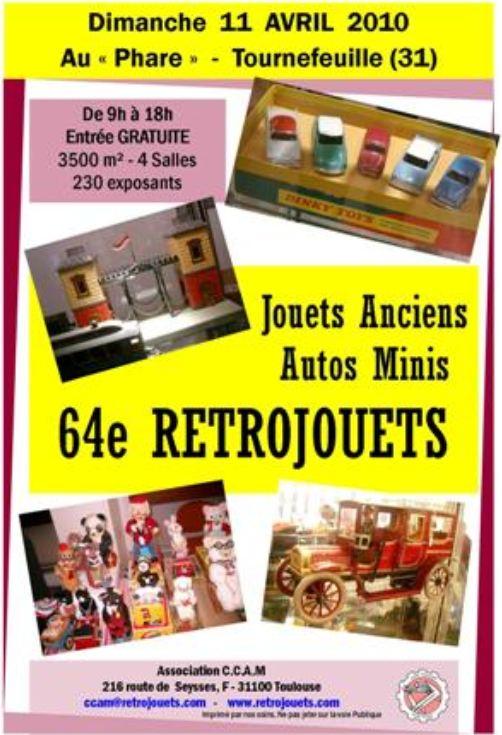BOURSE DE TOURNEFEUILLE (31) Retroj10