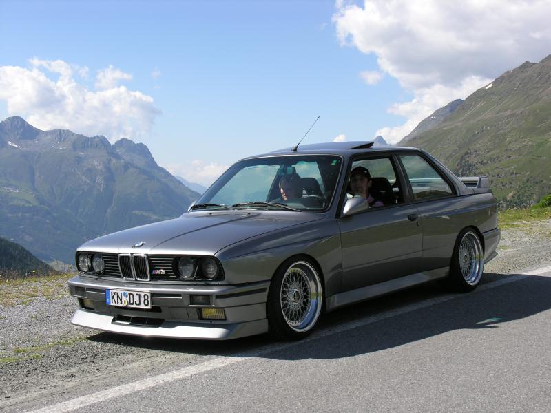 [ B M W ] E30 Alpen_10