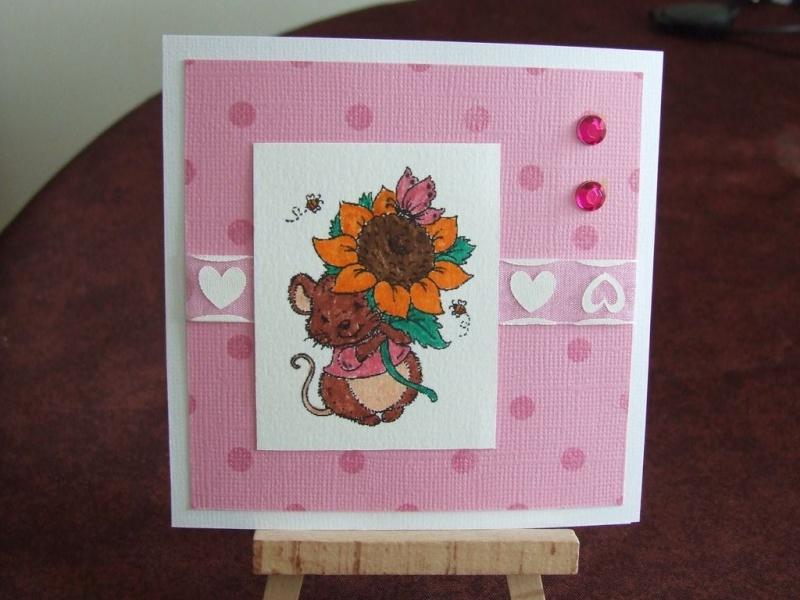 birthday card Cartek10