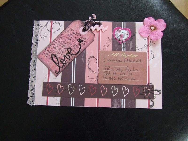 Swap mail art ou carte -au choix / TERMINE Mailar10