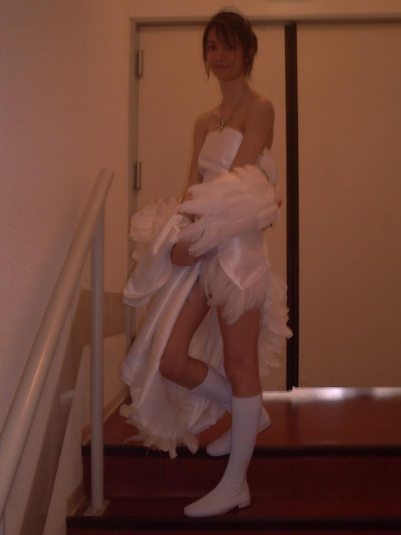 Yuna Braska - Wedding Dress Pict0011