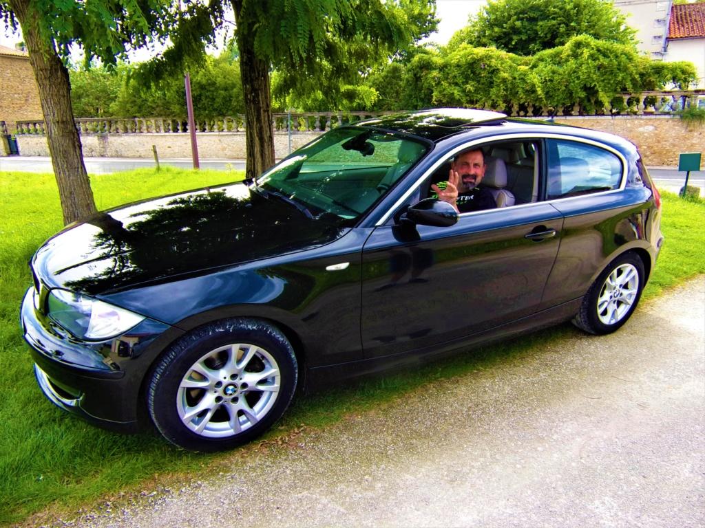 une nouvelle BMW a la maison 100_2214