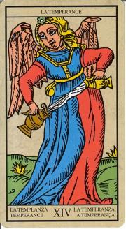 question avec le tarot de Marseille. Arcano13
