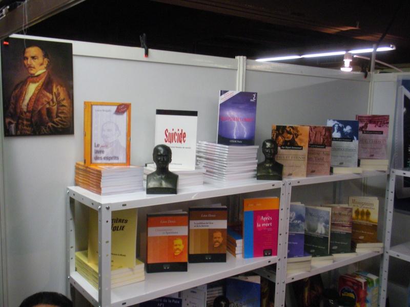 Salon PARAPSY 2010 et le Spiritisme ! Dscn4530