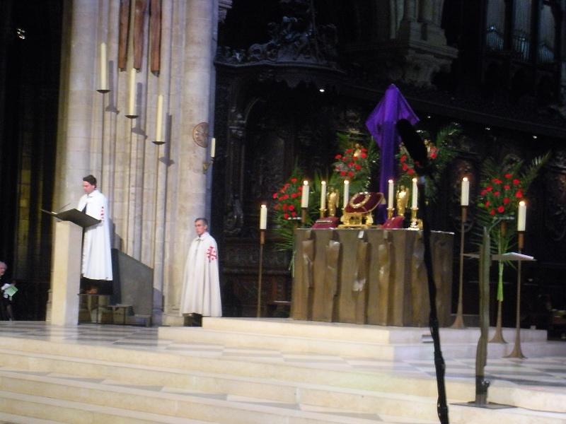 Les Reliques de la Passion de Notre Dame de Paris Dscn4811
