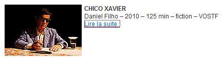 Film de Daniel FILHO sur le grand médium CHICO XAVIER!!! Easyca12