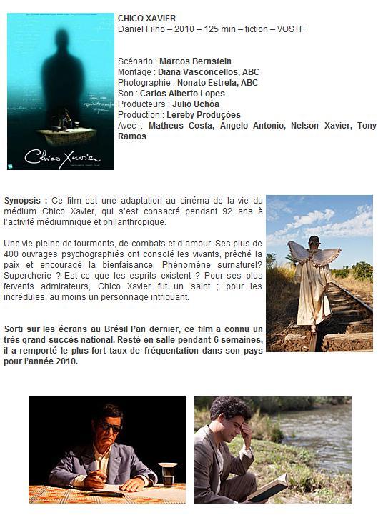 Film de Daniel FILHO sur le grand médium CHICO XAVIER!!! Easyca13