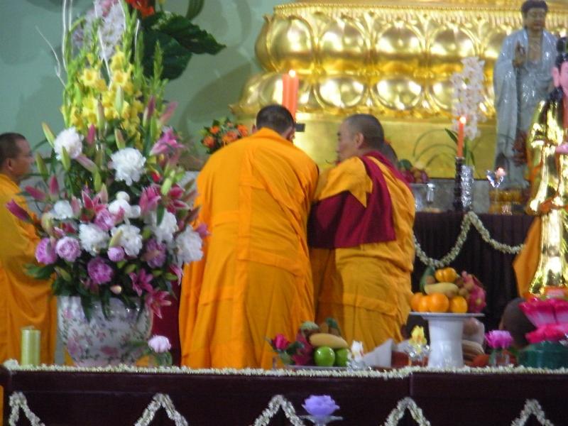 Commémoration du Wesak 2010 à la Pagode KHANH ANH d'Evry Pagode12