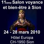 11ème salon de la voyance et du bien-être de SION Pub15010