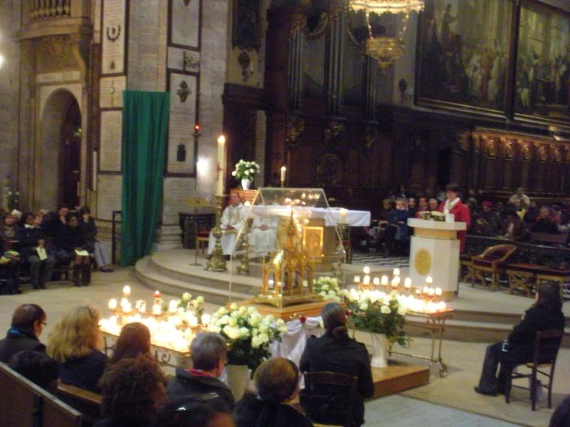 Les Reliques de Sainte - Thérèse à Notre - Dame des Victoires Reliqu11