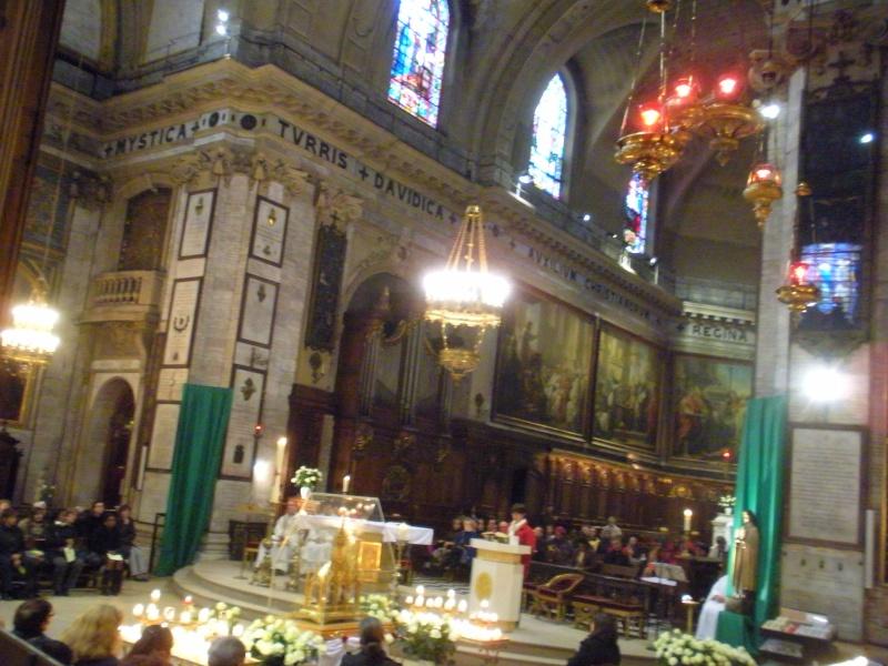 Les Reliques de Sainte - Thérèse à Notre - Dame des Victoires Reliqu12