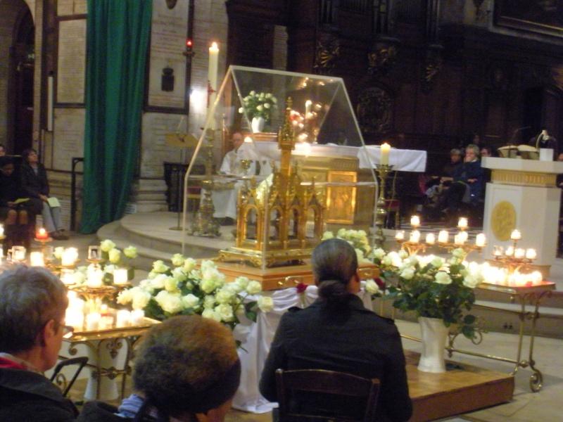 Les Reliques de Sainte - Thérèse à Notre - Dame des Victoires Reliqu13