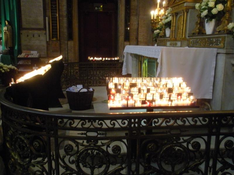 Les Reliques de Sainte - Thérèse à Notre - Dame des Victoires Reliqu14