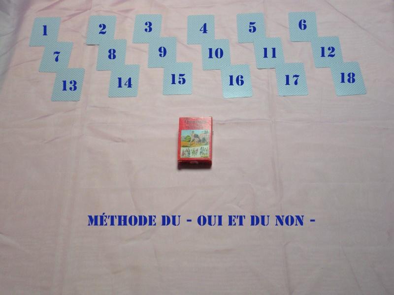 """Tirage d'Oracle - la méthode du """"Oui ou Non"""" Tirage25"""