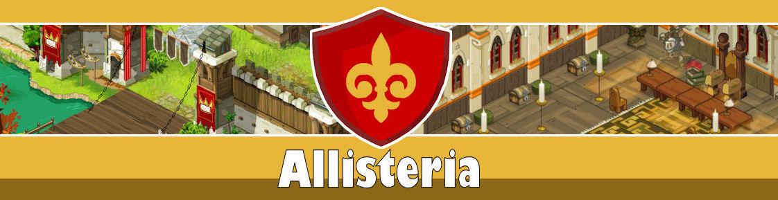 Allisteria