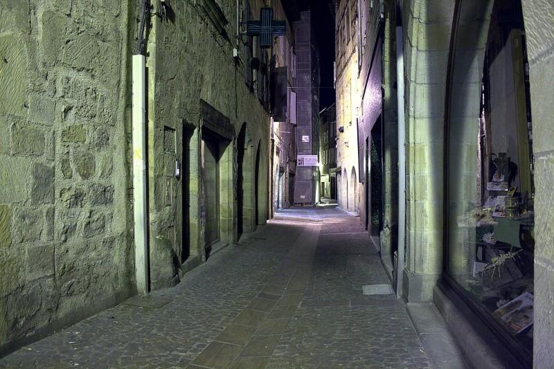 Rues de Figeac de nuit Img_3310