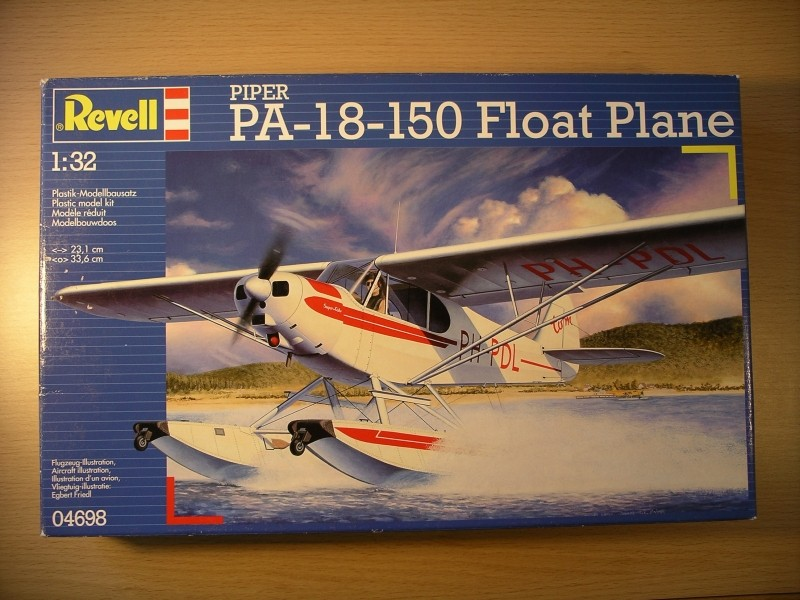 [Revell] Piper PA-18-150 Float Plane Imgp0510