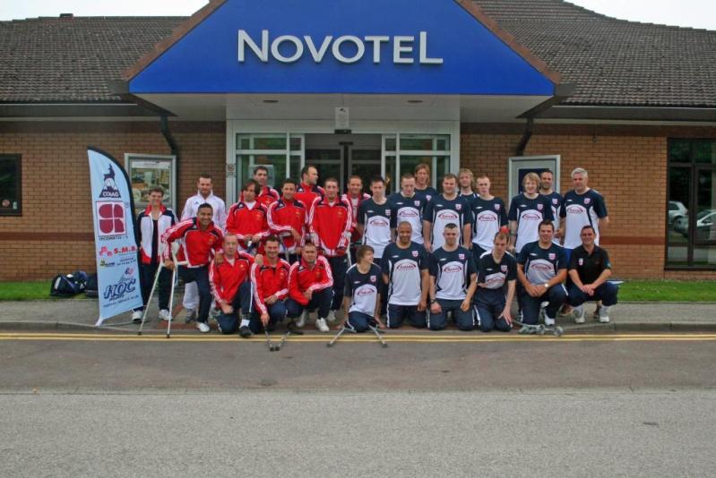 Matchs de football Angleterre France à Manchester Img_2010
