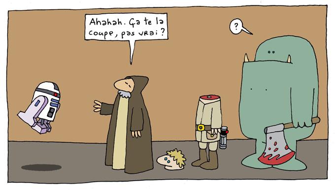 StarWars c'est rigolo : ze blog ! Yoda_810
