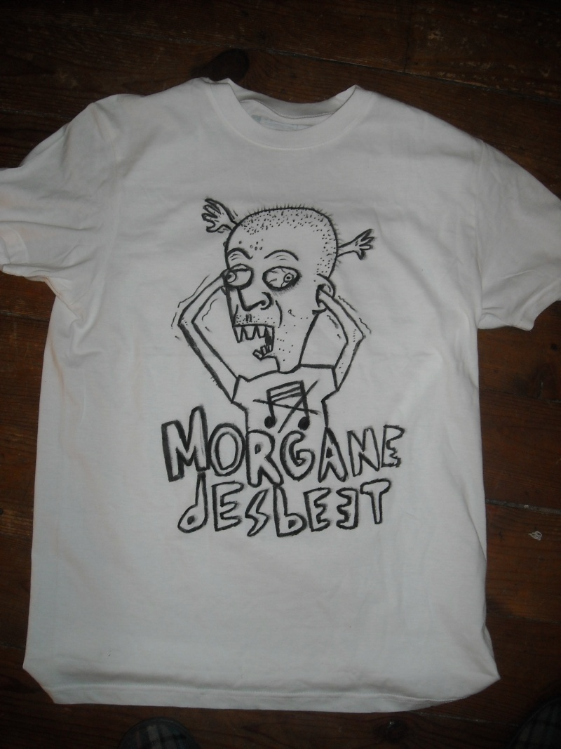 ti shirt surement unique et introuvable lol Morgan10