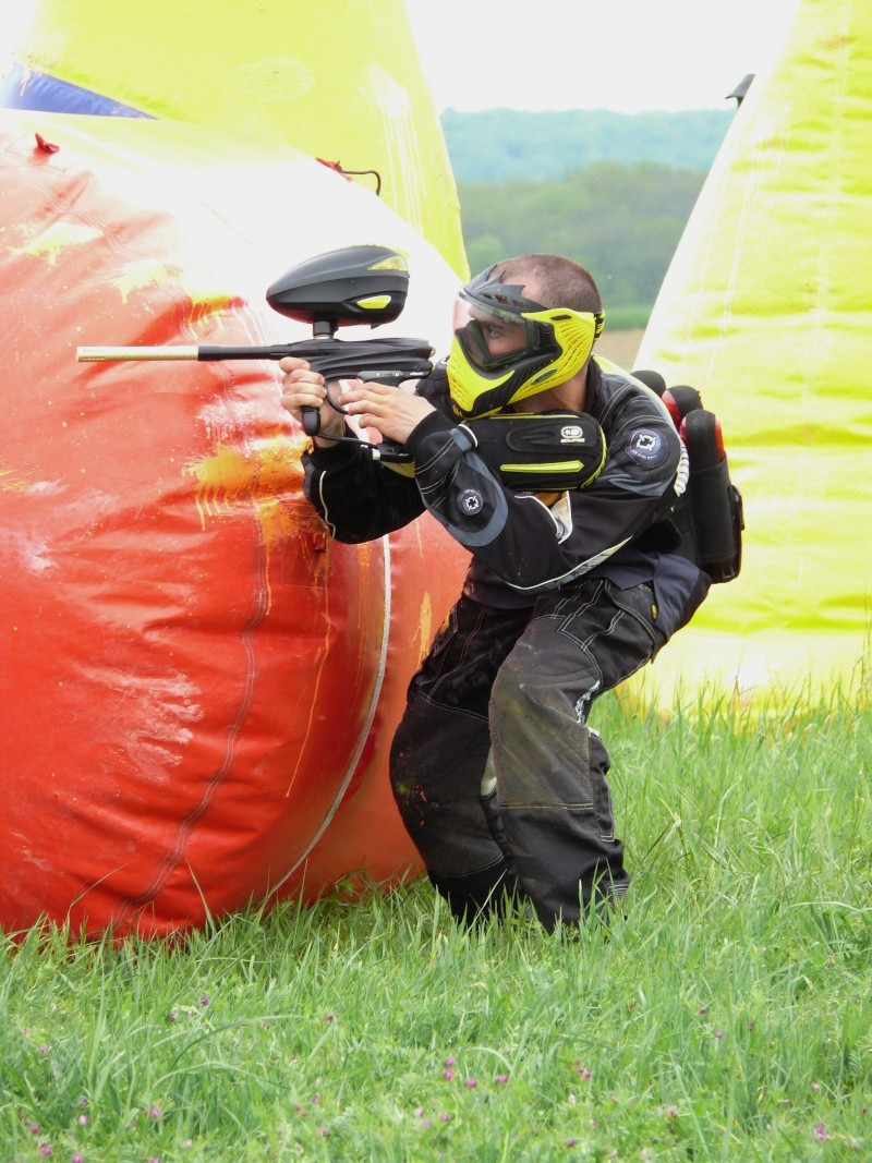 Training AEP chez Open Paintball (Speedball) du 26 Avril 2009 P1300522