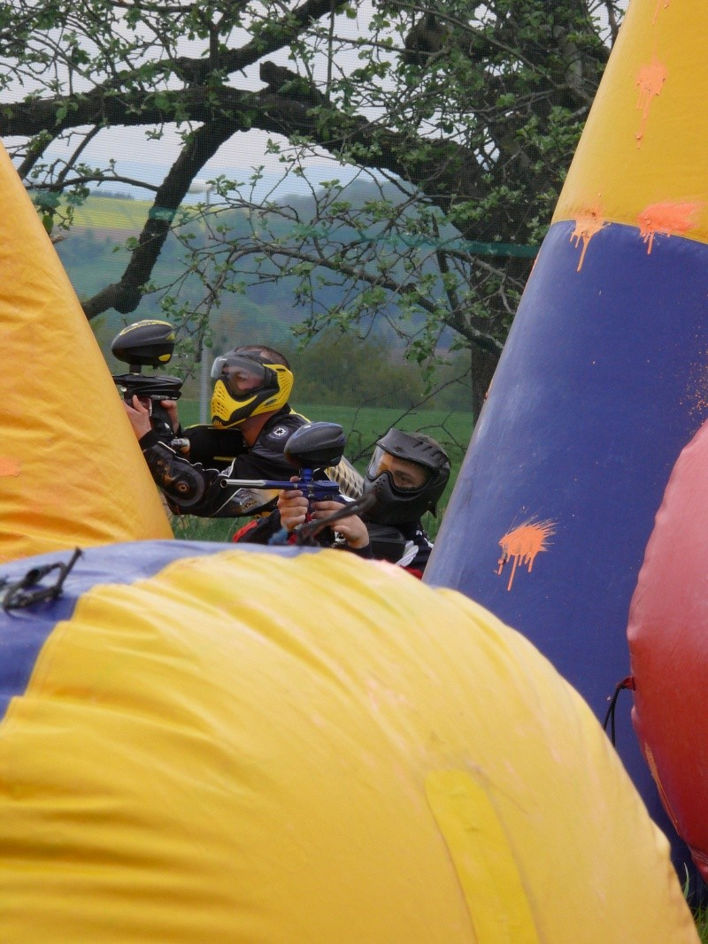 Training AEP chez Open Paintball (Speedball) du 26 Avril 2009 P1300526