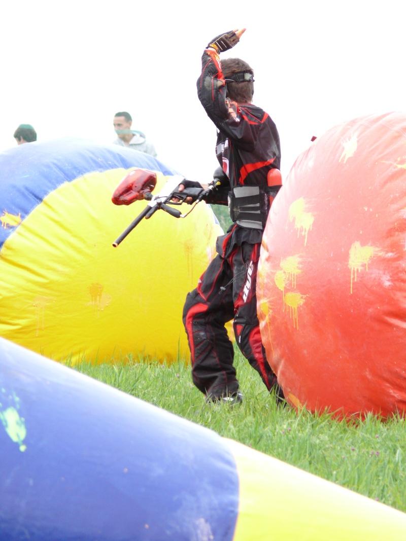 Training AEP chez Open Paintball (Speedball) du 26 Avril 2009 P1300616