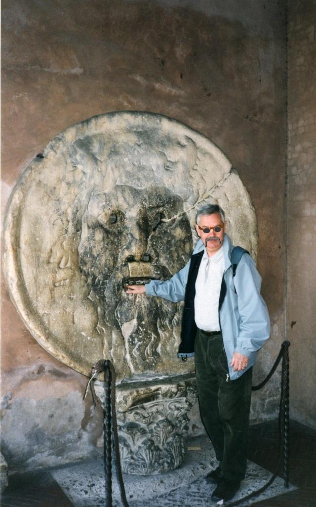Voyage en Italie : ROME Pierro10
