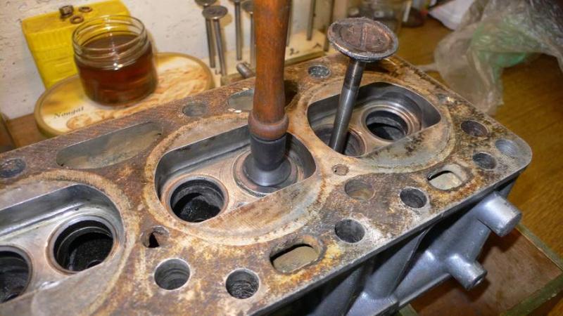 Restauration d'une SIMCA Aronde Grand Large de 1955 surnommée L'Arlésienne ... - Page 6 09051615