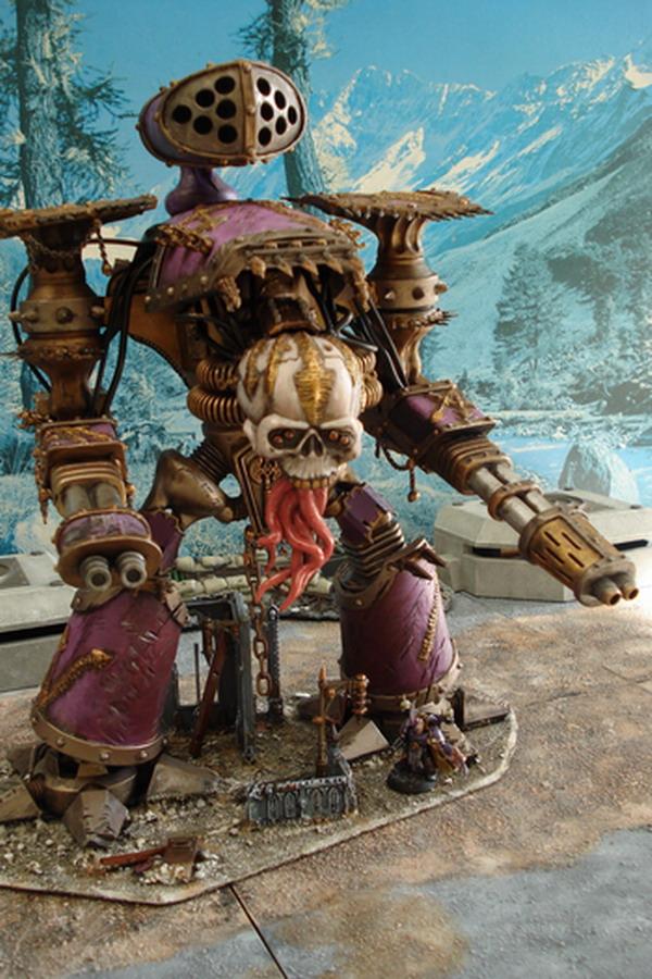 [40k] Titan Reaver de Slaanesh Dsc02610