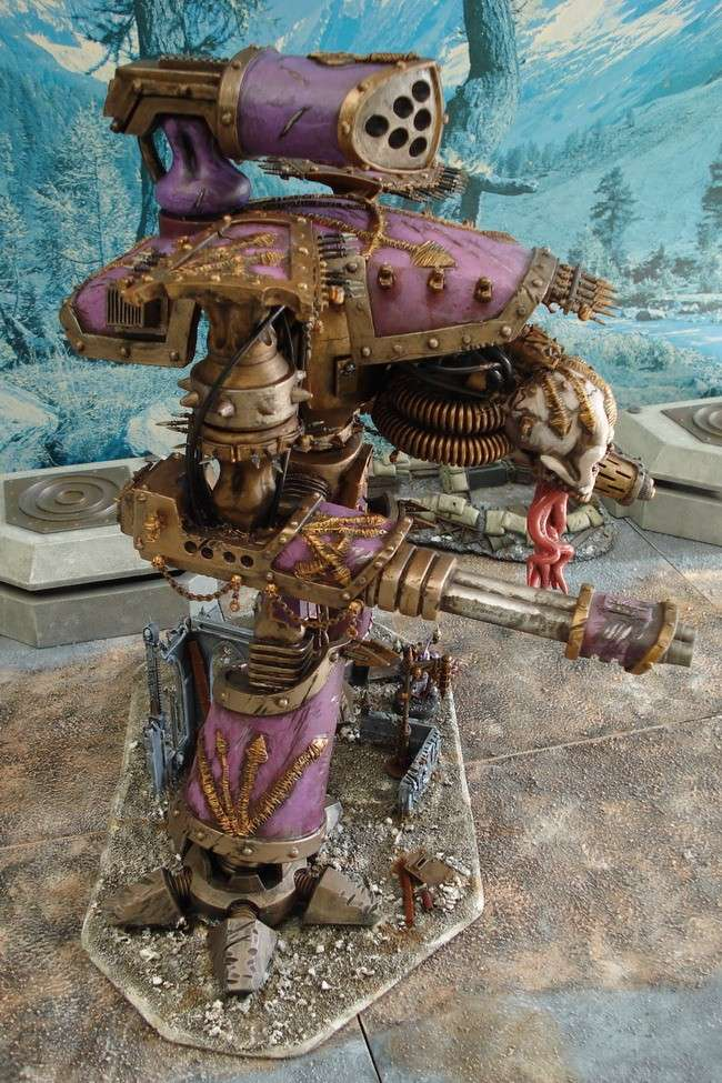 [40k] Titan Reaver de Slaanesh Dsc02611