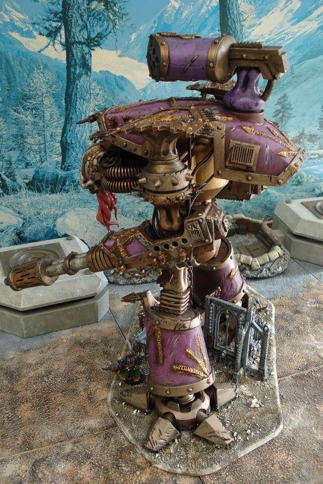 [40k] Titan Reaver de Slaanesh Dsc02613