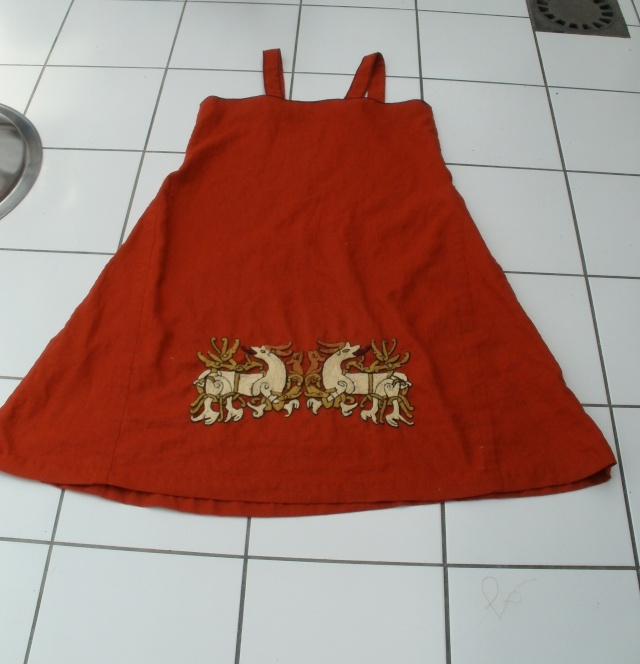 Robe tablier P6150111