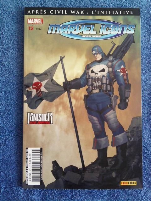 La Collection de Darksushi :°) Marvel11
