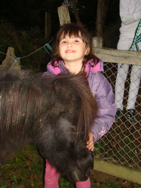 KIWI et CAPUCINE (décédée) - ONC poney présumées nées en 1990 - adoptées en octobre 2008 par caro38 - Page 2 Dsc09510
