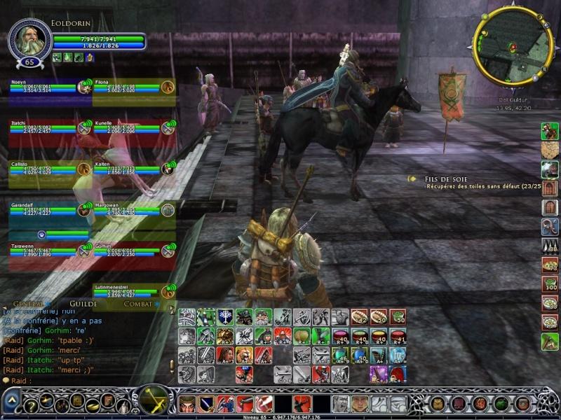 Votre Interface de jeu Screen14