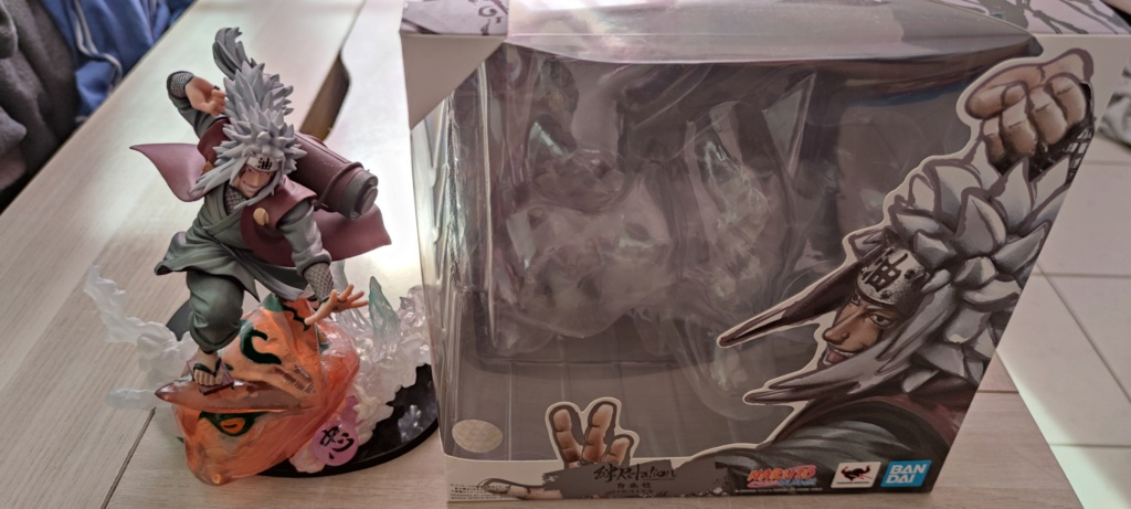 [VDS] Figurines Dragon Ball, One piece, Naruto, Megaman etc....  16162419