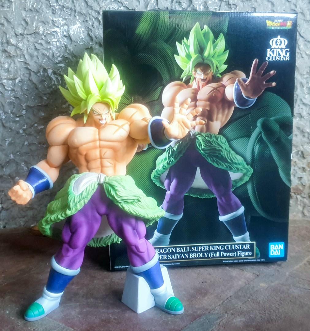 [VDS] Figurines Dragon Ball, One piece, Naruto, Megaman etc....  Broly_10