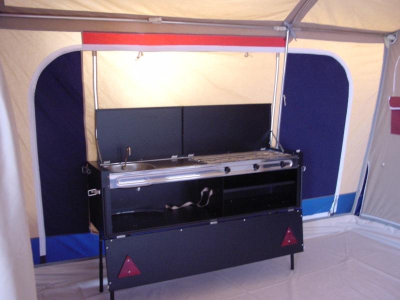 Exposition tentes et pliantes chez latour Galleo11