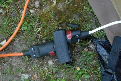Besoin De Conseils Pour électricité Camping