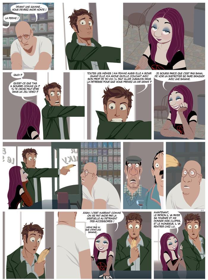 Zombillenium - Arthur de Pins Zombie10