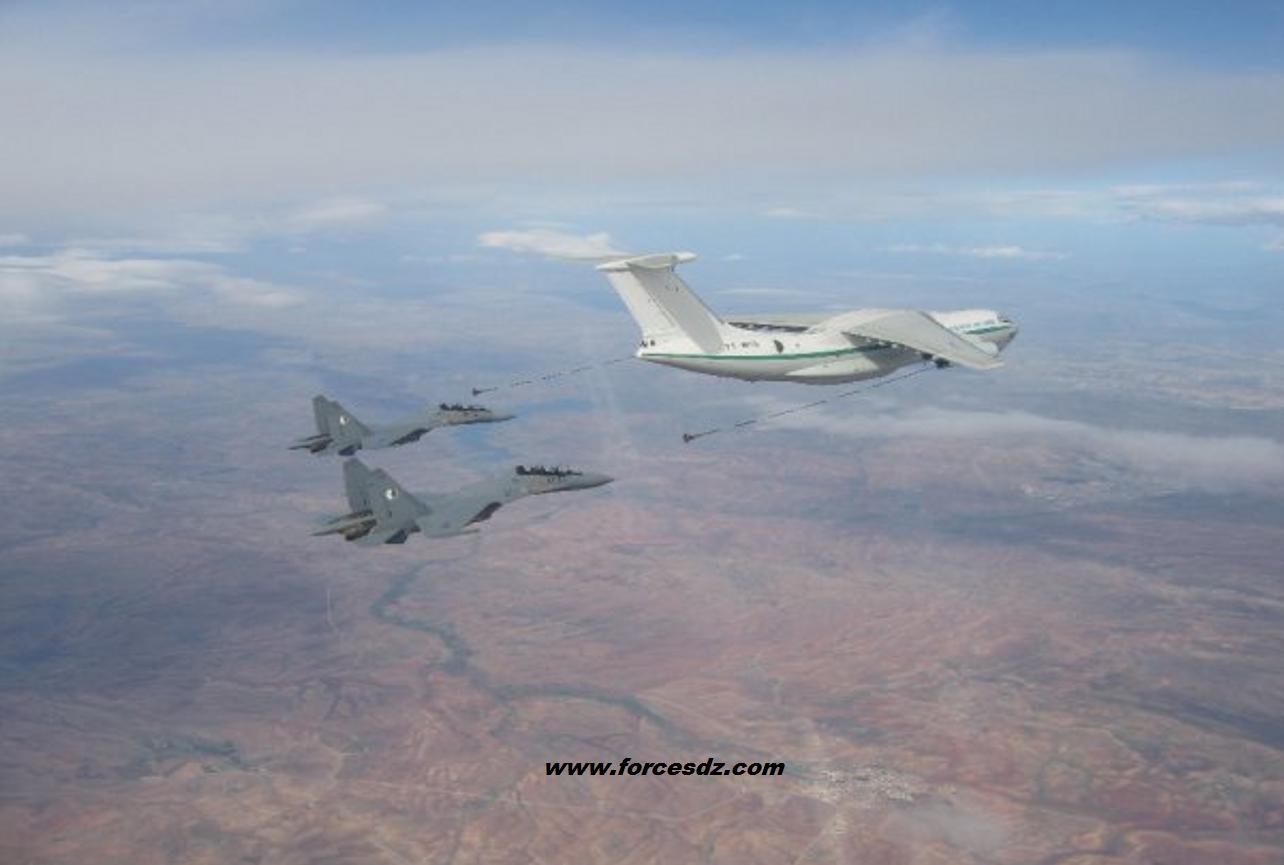 الشامل عن القوات الجوية الجزائرية Su30mk16