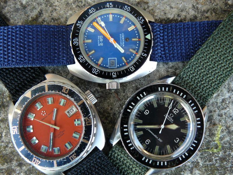 Quelles sont pour vous les plus belles montres de plongée ? - Page 4 P1110910