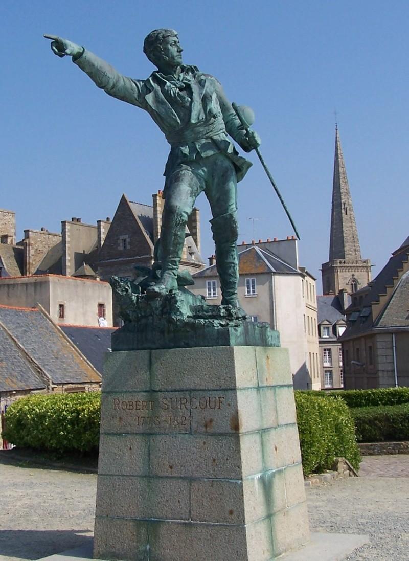 Marins célèbres de Saint-Malo 35sain12