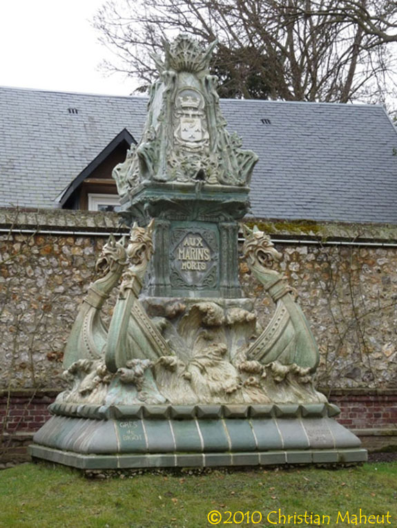 Monument de Fécamp 76feca11