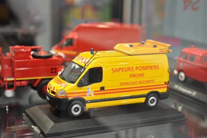 Renault Master Balisage Sapeurs Pompiers de la Drôme 11676610