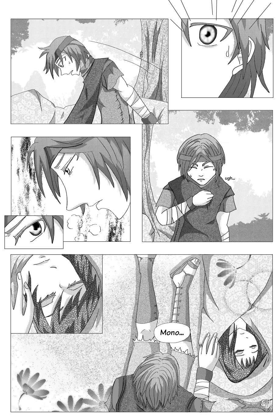 Preview Shadow of the colossus Page2u10