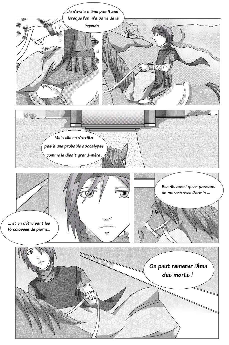 Preview Shadow of the colossus Page3f12