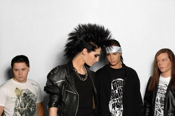 Tokio Hotel Au Parc des Princes Thurs210