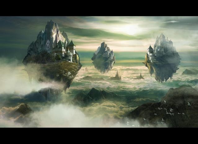 Champs d'Eden Castle10